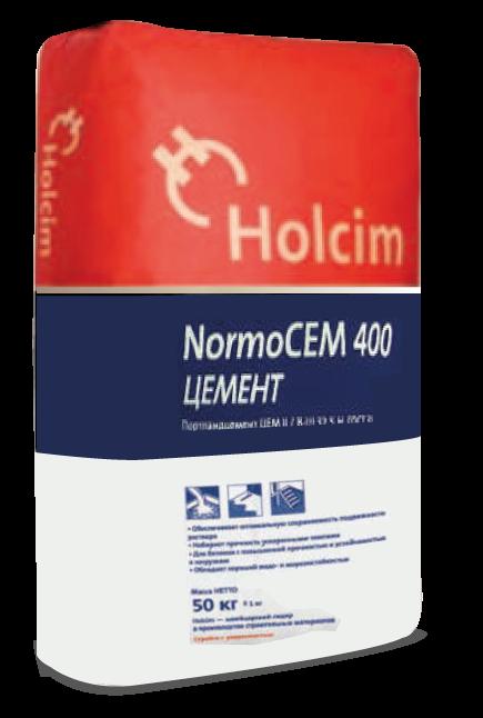 цемент хольцим м 400