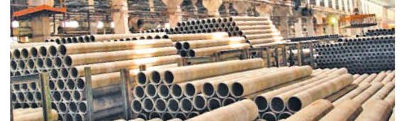 Производство асбестоцементных труб