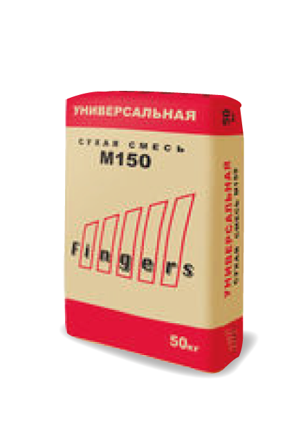 Сухая смесь м 150